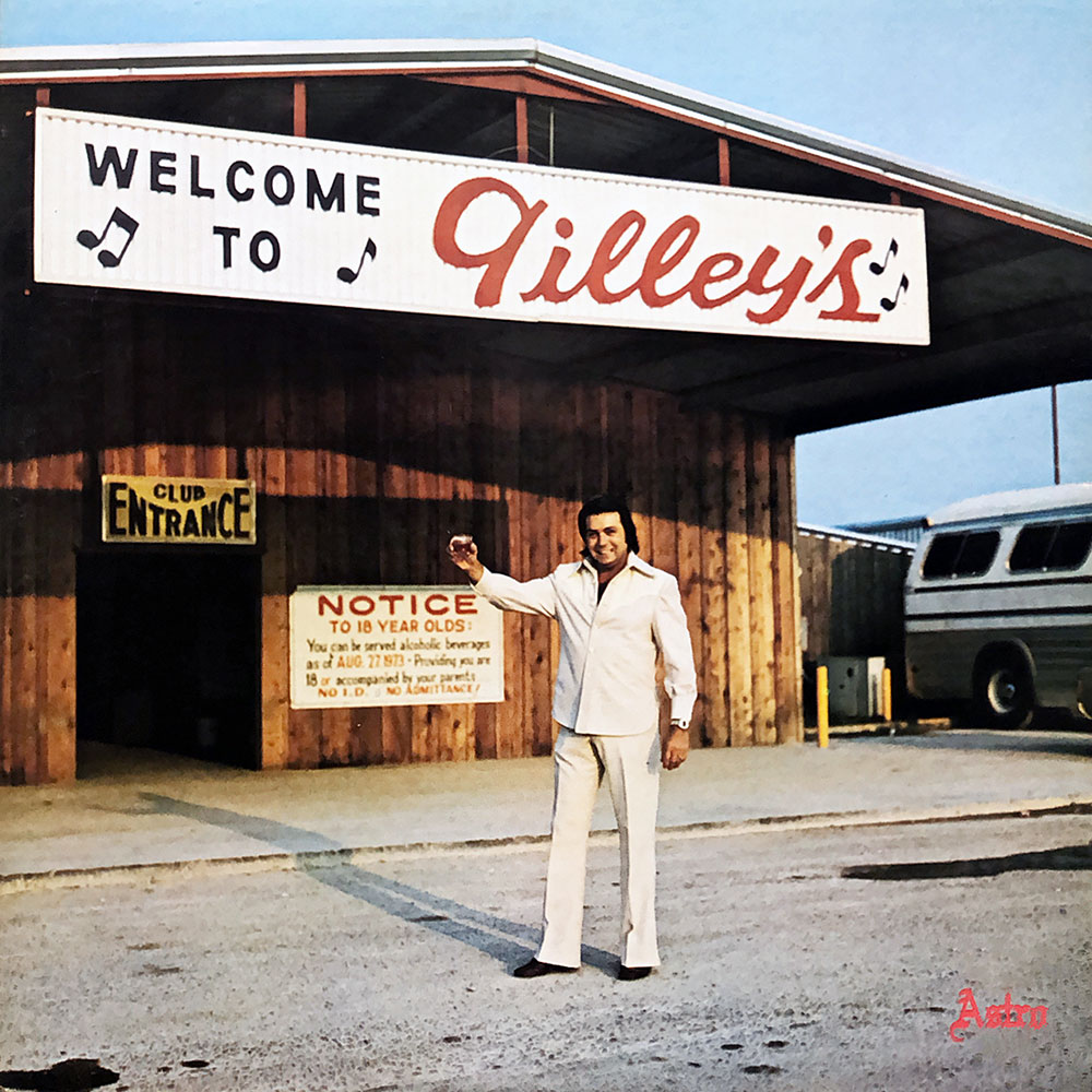 Welcome To Gilley's