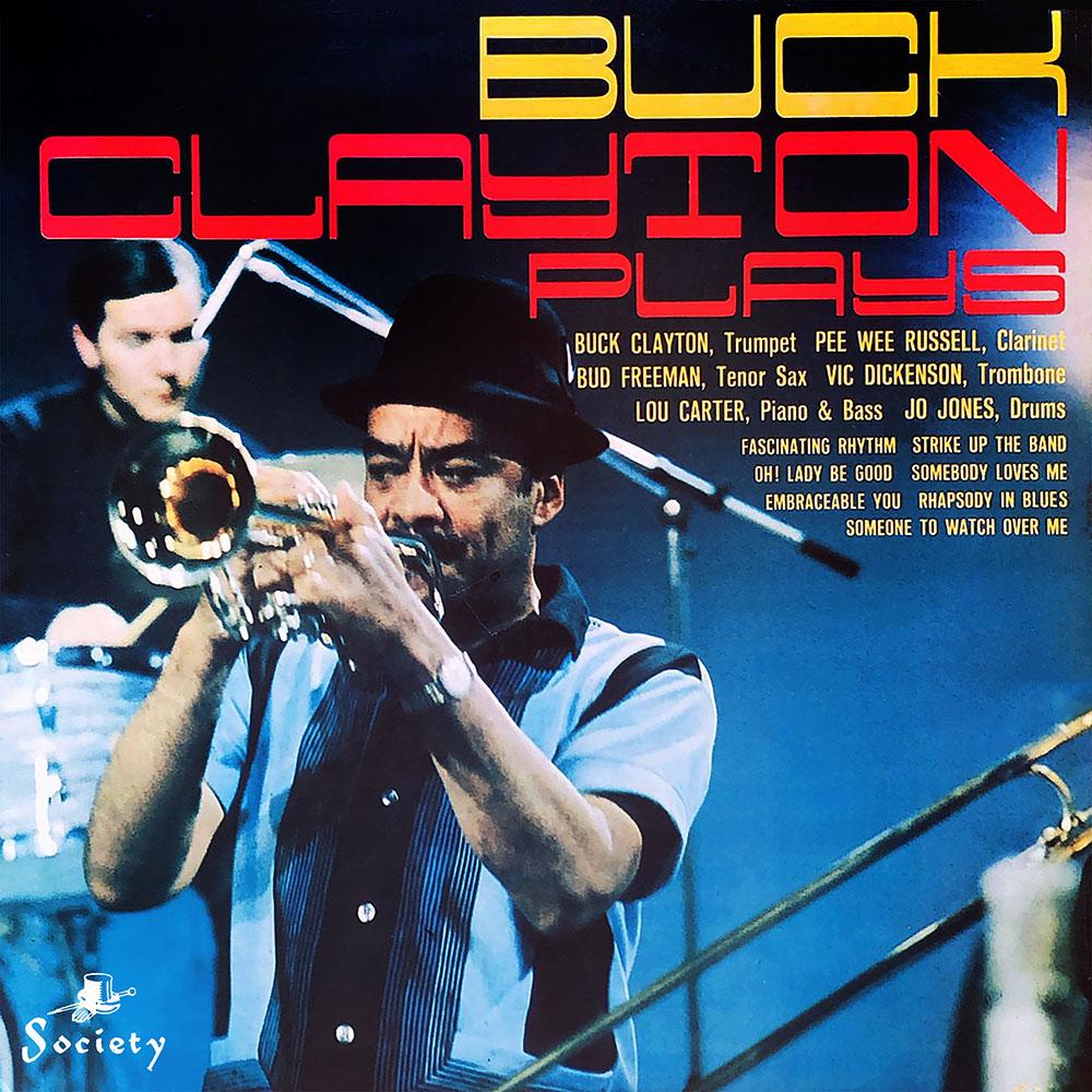 Buck Clayton Plays