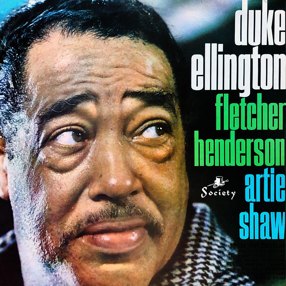 Duke Ellington, Fletcher Henderson, Artie Shaw