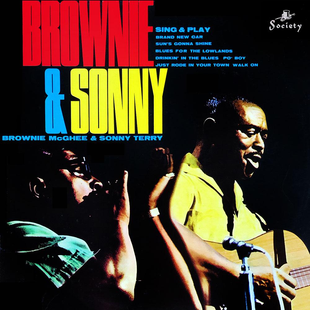 Brownie & Sonny Sing & Play