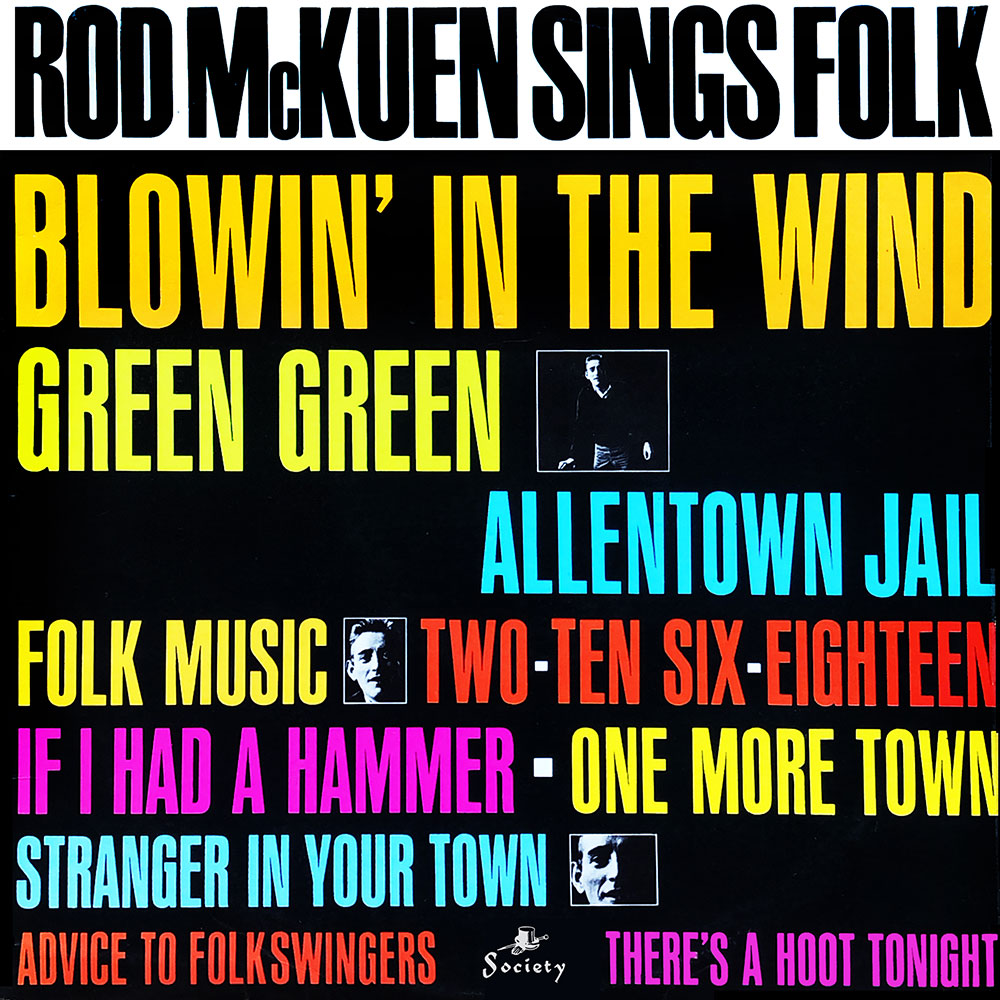 Rod McKuen Sings Folk