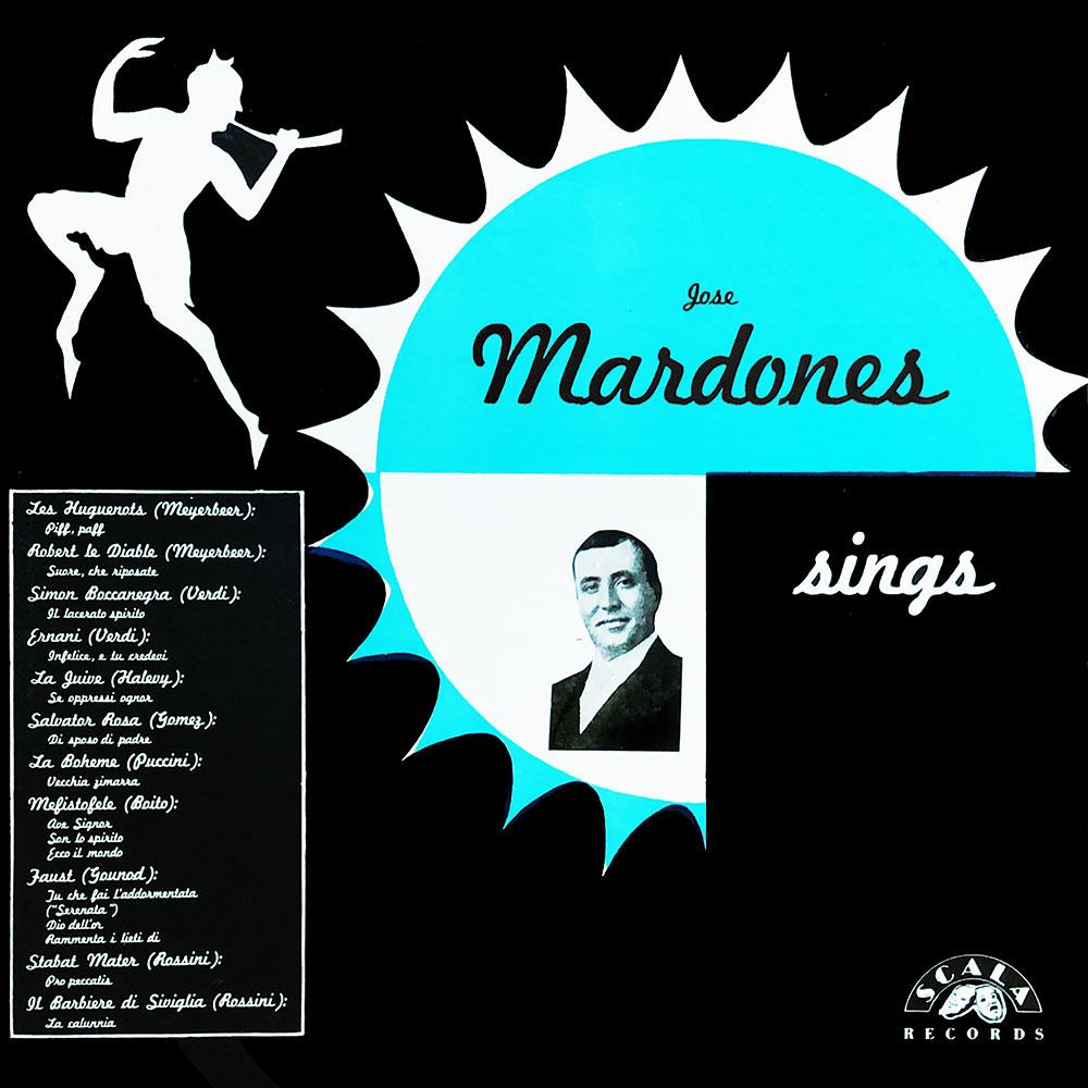 Jose Mardones Sings