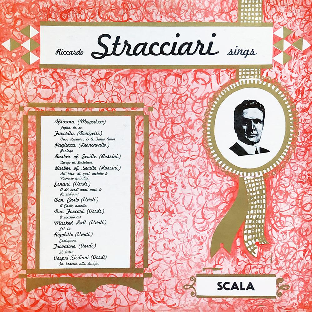 Riccardo Stracciari Sings