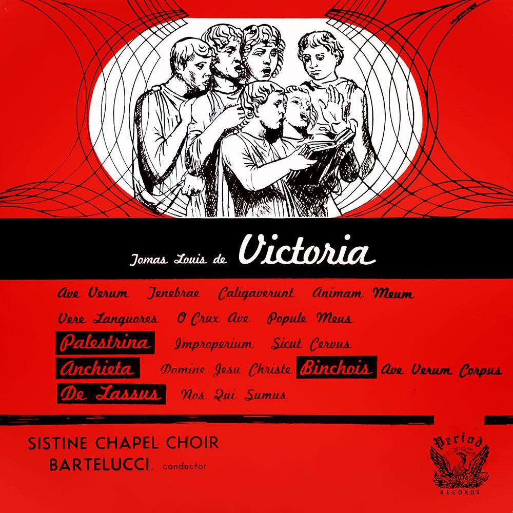 Tomas Louis De Victoria