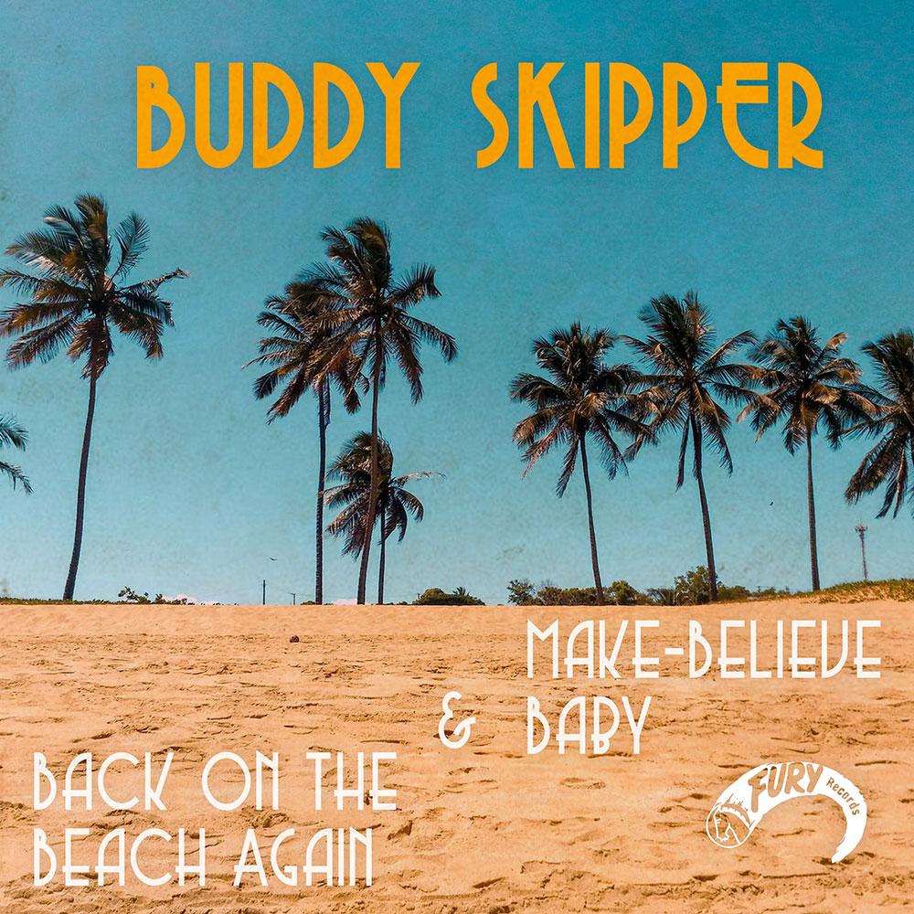 Back On The Beach Again / Make Believe Baby